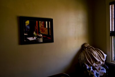 Ghost story, Congress Hotel, Tucson, Arizona, 2006
