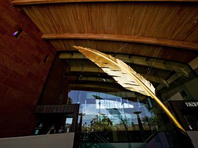 Library, Scottsdale Civic Center, Scottsdale, Arizona, 2009