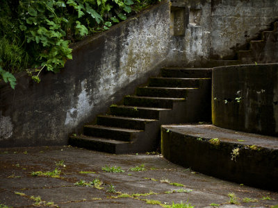 Bunker, Fort Canby, Ilwaco, Washington, 2009