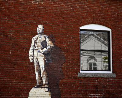 Historical harmony, Ipswich, Massachusetts, 2009