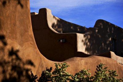 Play of light, Santa Fe, New Mexico, 2010