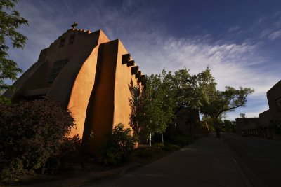 Church, Santa Fe, New Mexico, 2010