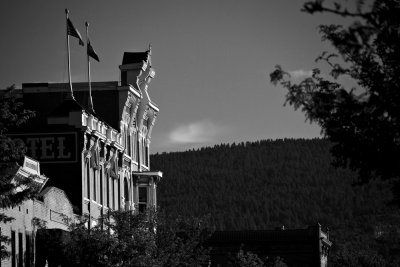 Time-travel, Durango, Colorado, 2010