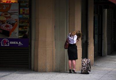 Quiet, New York City, New York, 2010