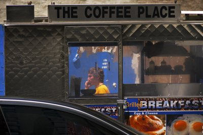 The Coffee Place, New York City, New York, 2010