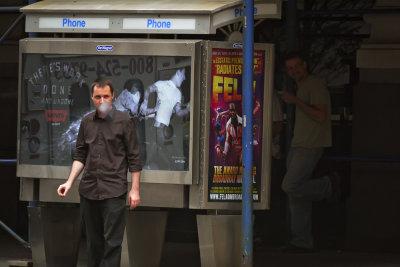 Puff, New York City, New York, 2010