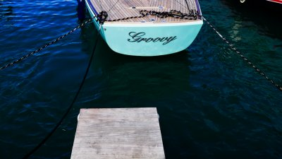 Groovy, St. Bart's, French West Indies, 2010