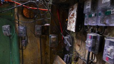 Electrical issues, Rio de Janeiro, 2010