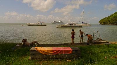 Interlude, Devil's Island, French Guyana, 2010
