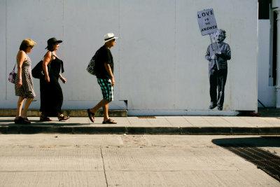 Einstein, St. Barts, French West Indies, 2011