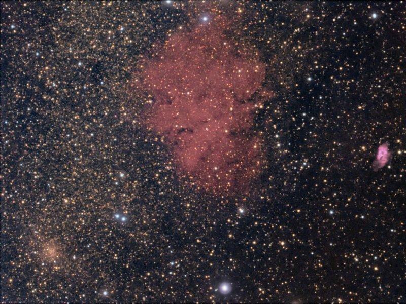 Sharpless 2-72 / Sharpless 2-71 / NGC 6749