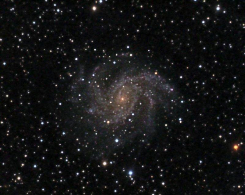 NGC 6946 (Arp 029 ; Caldwell 12)