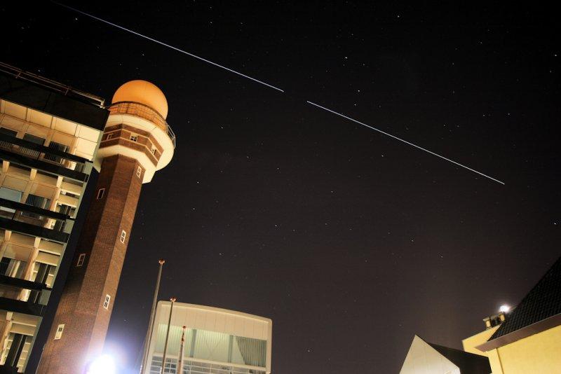DeBilt, KNMI, ISS, 10 februari 2008