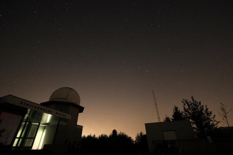 Perseids - 11/12 august 2007, Public Observatory Halley, Heesch