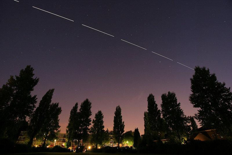 DeBilt - ISS - 16 July 2009