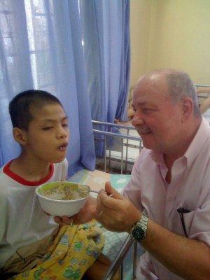 Mổ Côi Thị Nghè-Center For Handicapped Children