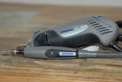 A Dremel With Remote Wand