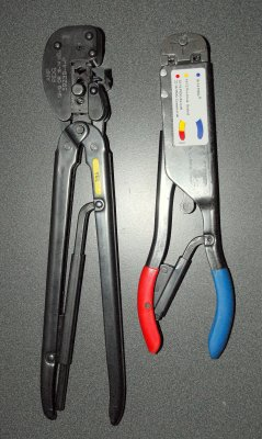 Which Crimpers Do I Use For Insulated Terminals?