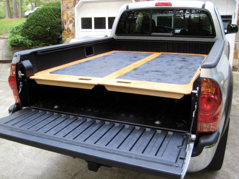 Tacoma W 6ft Bed Ngto Message Board