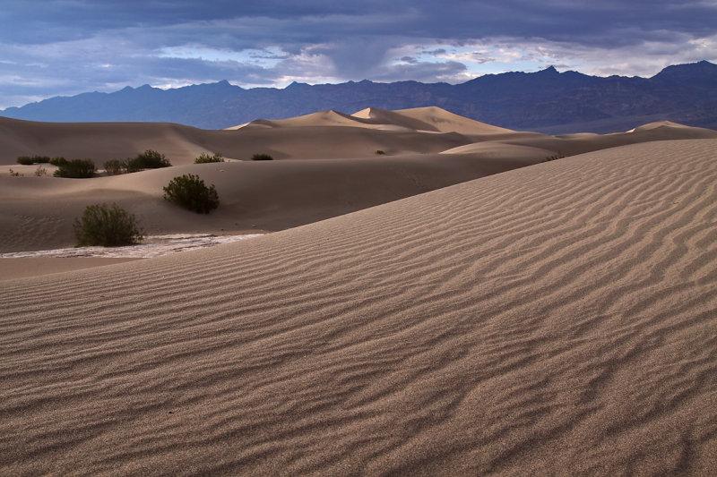 Mesquite Flats, Death Valley