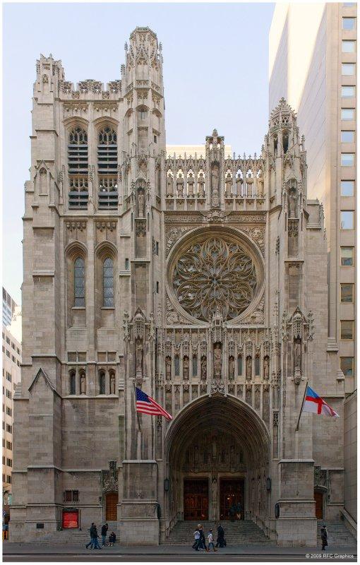 Saint Thomas Church Fifth Avenue