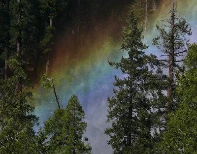 Mist trail color