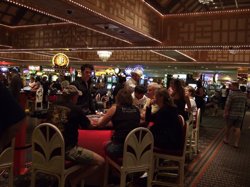 Casino at the Imperial Palace Hotel