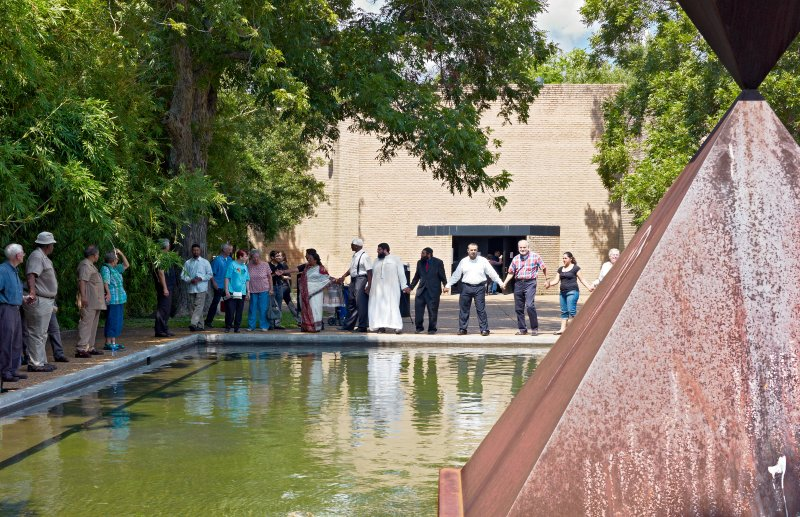 9 11 CAIR National Day of Unity Rothko Chapel 02