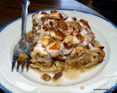 Heart Attack By 13 x 9 (or Cinnamon French Toast Bake)