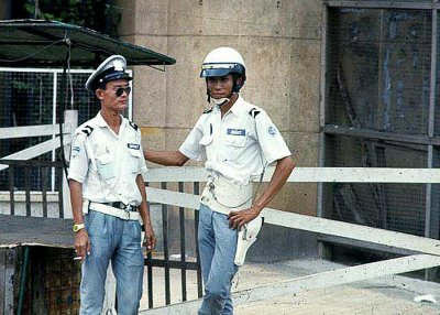 Saigon Traffic Police