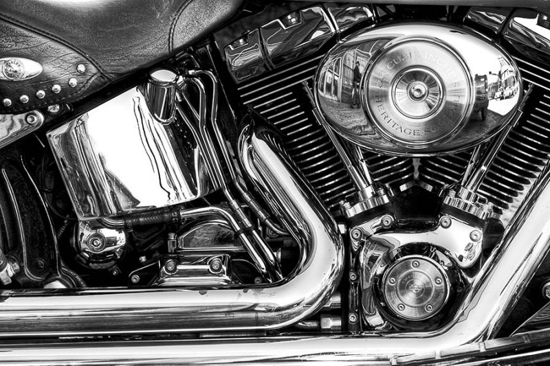 Morotcycle HDR #2
