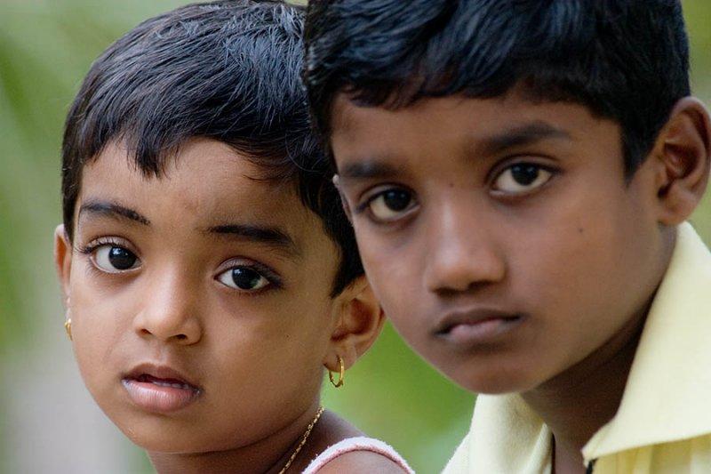 Haksars Children Saifa & Afsin