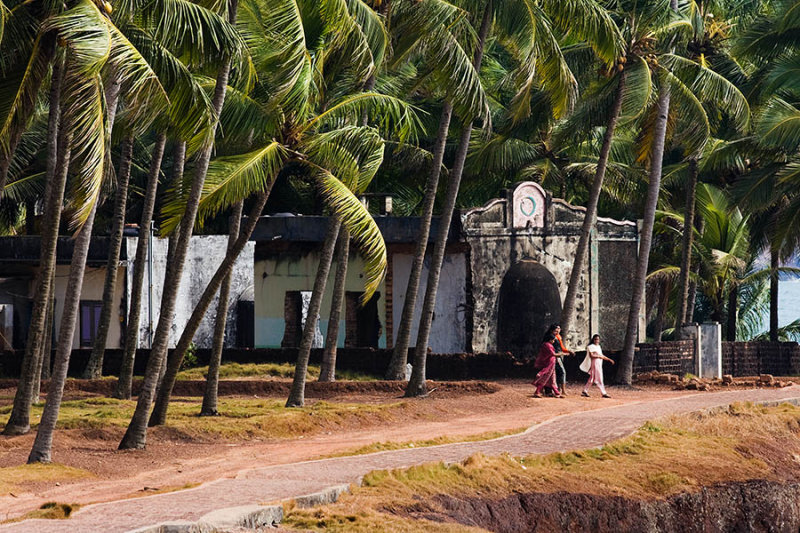 Abandoned Mosque, Varkala