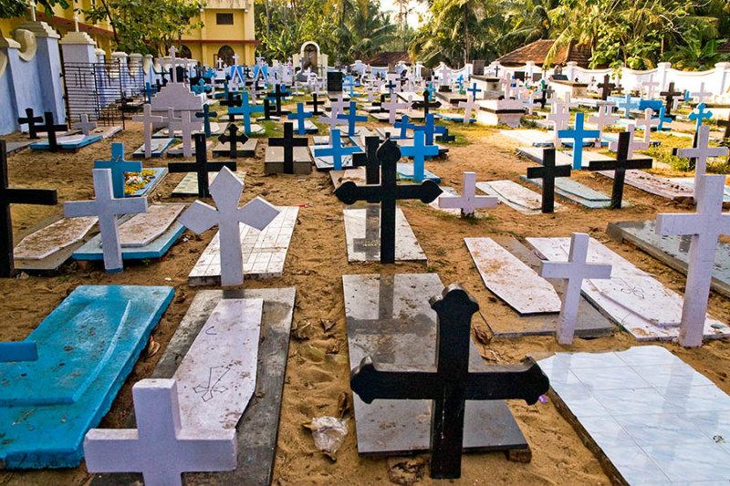 Catholic Cemetery, Kollam