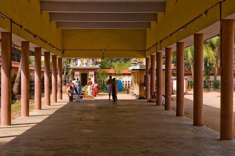 The Kuttambalam, Janardhana Swamy Temple