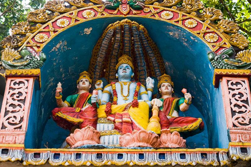 Sculpture #4, Janardhana Swamy Temple