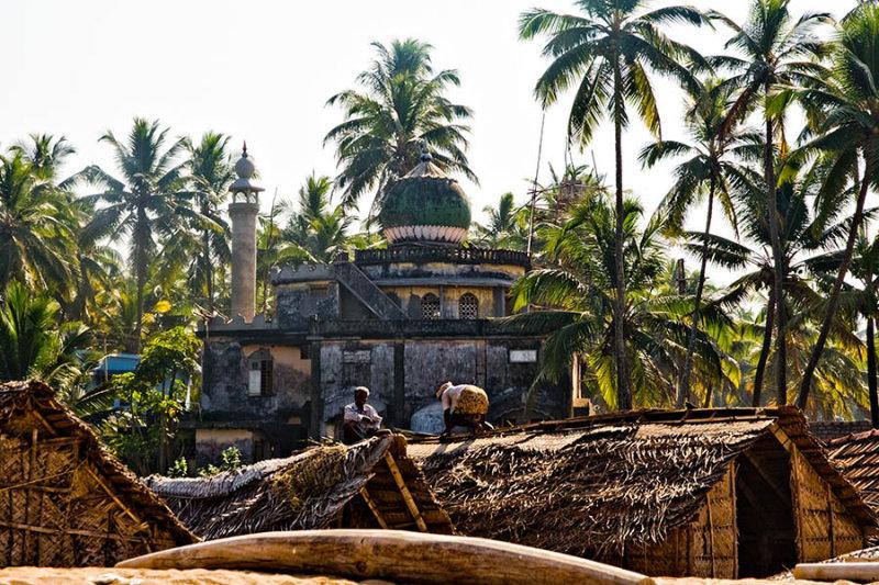 Seaside Mosque, Varkala