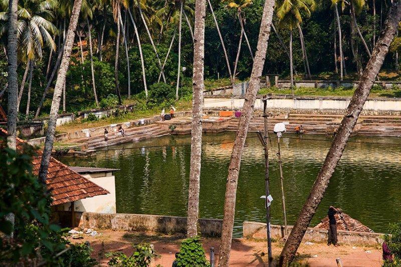 Tank, Janardhana Swamy Temple