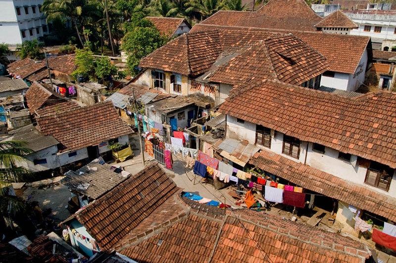 Courtyard, Kochi