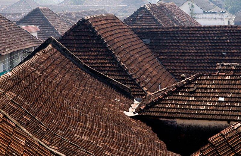 Rooftops, Kochi