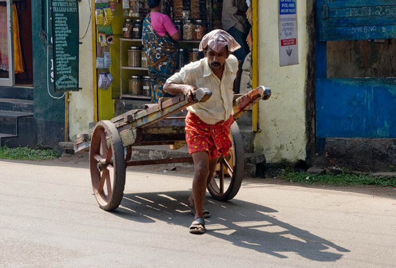 Rubber Tires, Kochi