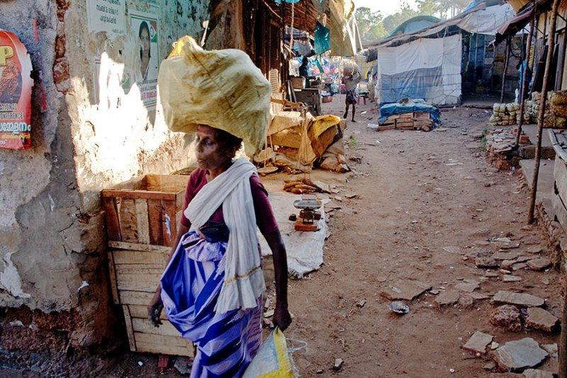 Alley Scene #2, Kochi