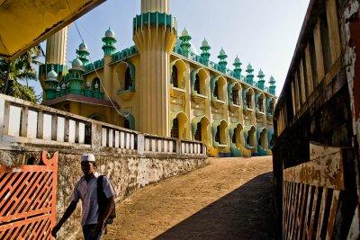 Mosque, Varkala
