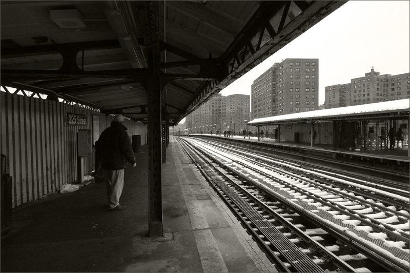 Subway at 225th Street
