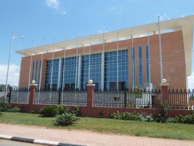 Another South Luanda convention center - Brias