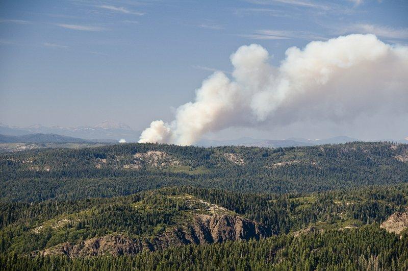 Silver Fire 19 Sept 09