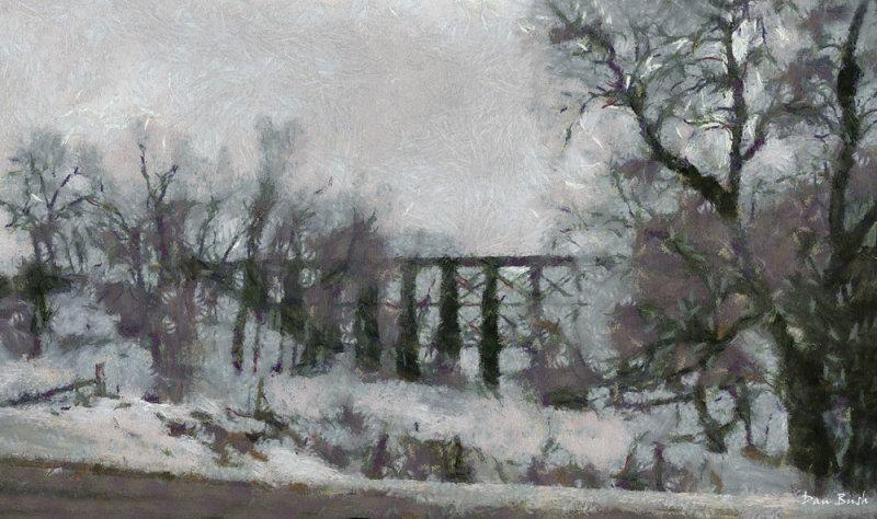 Old Timber Bridge