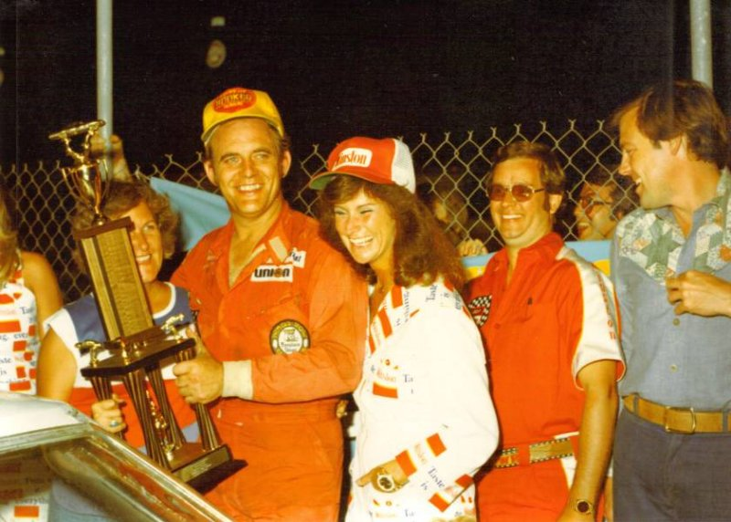 Benny Parsons Wins