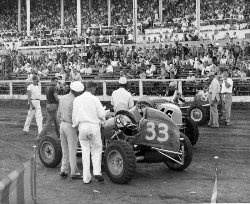 Sprint Car Race 1949
