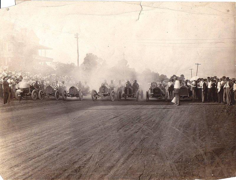 Nashville Fairgrounds Speedway-1911